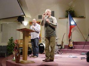 Stuart preaching 3